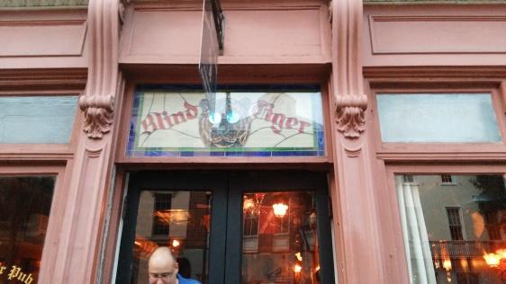 The Blind Tiger Pub