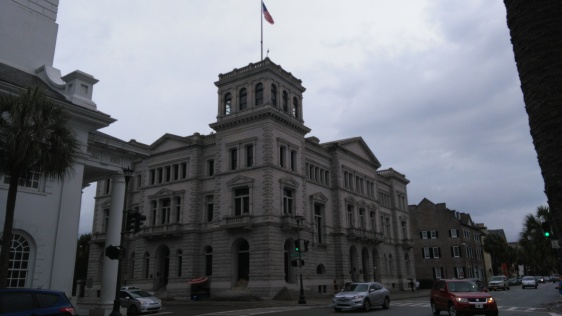 US Post Office and Courthoue